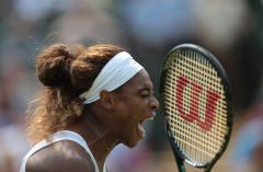 Lisicki defeats Serena Williams at Wimbledon