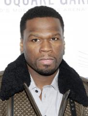 50 Cent jokes that he'd like to try kissing Erin Andrews again