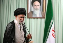 "Ayatollah: West is ""stupid"" to think I'll curb Iran's nuclear missile program"
