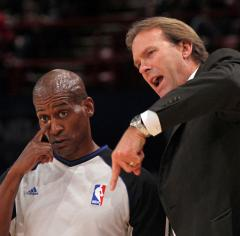 Rambis fired by Timberwolves