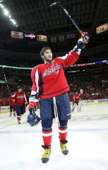 Ovechkin leads season's first NHL awards