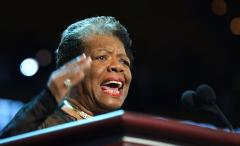 Author and activist Maya Angelou dead at 86