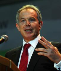 Tony Blair's father, Leo, dies at 89