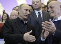 Mass march planned against Putin