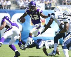 Reports: Vikings trade Percy Harvin