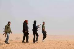 Rebels: Libyan oil 'cannibalized' by war