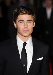 Efron says new film was 'step forward'