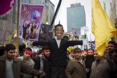 Rallies in Tehran mark 34th anniversary of U.S. Embassy takeover