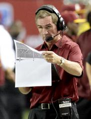 Redskins fire Coach Mike Shanahan