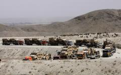 Report: Deal close on U.S. presence in Afghanistan after 2014