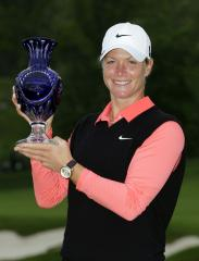 Pettersen moves up in world golf rankings