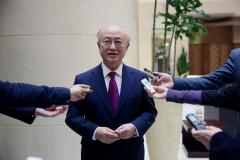 Iran, IAEA sign agreement to improve cooperation on nuke program