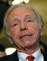 Lieberman: Obama moves near 'perfect'