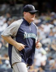 Mariners Manager Eric Wedge discharged from hospital after stroke