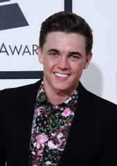 Jesse McCartney resurfaces in a onesie and Ugg-esque boots