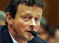 BP scrutiny shifting from Hayward?