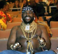 Mr. T to be inducted into WWE Hall of Fame