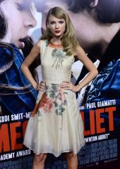 Taylor Swift to co-star with Meryl Streep in film 'The Giver'