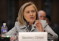Clinton calls for 'regional integration'