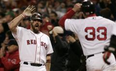 MLB: Boston 3, LA Angels 2