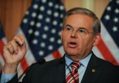 Report: Menendez probe comes up short