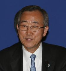 Ban: N. Korea must aid human rights