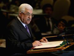Europe supports Palestinian statehood