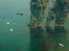 BP takes bigger hit on 2010 spill