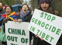 Five detained Tibetans die in Chinese custody
