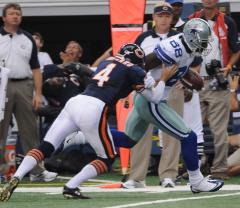 NFL: Chicago 27, Dallas 20