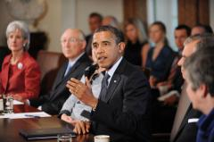 Obama challenges Cantor on jobs bill