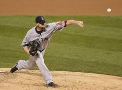 MLB: Boston 3, St. Louis 1