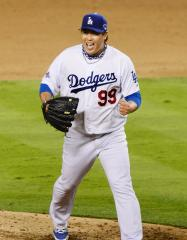 Dodgers shut down Padres