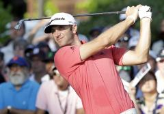 Dustin Johnson has five-stroke lead at WGC-HSBC Champions in Shanghai