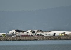 2 die, dozens hurt when Asiana Airlines jetliner crashed in San Fran