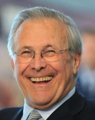 Rumsfeld plans 'Letterman' visit