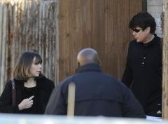 Blago's wife reconsidering reality show