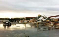Deadly storms push across Kentucky