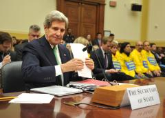 Washington says more Iranian sanctions bad idea
