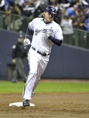 Brewers first baseman Corey Hart has knee surgery
