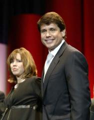 Grand jury probes ex-Ill. gov's wife