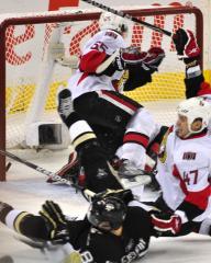 NHL: Ottawa 4, Pittsburgh 3 (3OT)