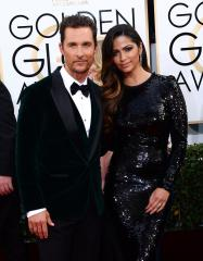 McConaughey, Leto win Golden Globes for 'Dallas Buyers Club'