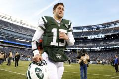 Tim Tebow owned in 1.3 percent of fantasy leagues but not in NFL