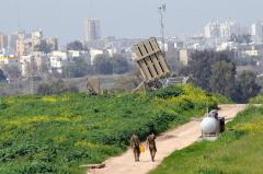 Congress seeks more U.S. aid for Iron Dome