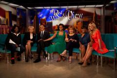 Elisabeth Hasselbeck bids farewell to 'The View'
