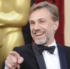 Waltz, 'Up' win early Oscars