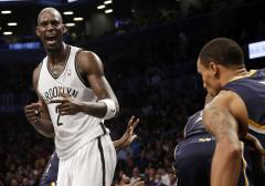 Kevin Garnett's vulgar rant forces fan to put 'earmuffs' on his little brother