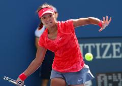 Li on verge of moving to No. 2 in WTA rankings