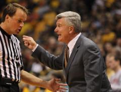 Illinois fires basketball coach Weber